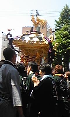 三崎神社のお祭り